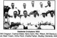 Delabole-Cricket-team-1932