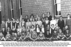 Delabole School - Early 1930s.