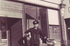 Frank Munday Medrose Post Office