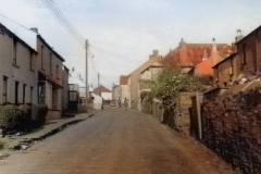 Medrose, Alma Thomas' shop on the left